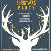 14.12 — International Christmas Party