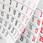 О переносе учебных дней на 2020-2021 учебный год